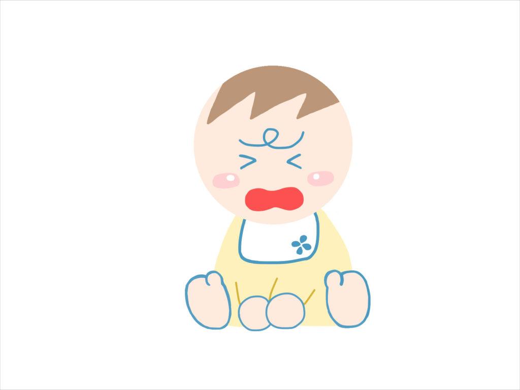 【新米ママ】もう悩まない!新生児赤ちゃんが泣く4つの理由【2児ママ体験談】