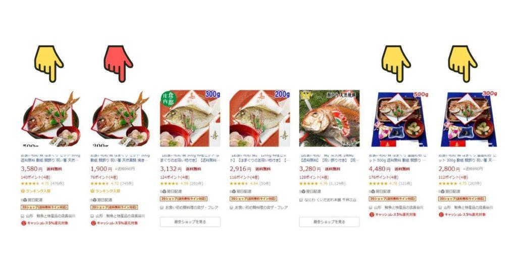 【お食い初め】鯛はスーパーではなくてネットで注文してみたら大正解!