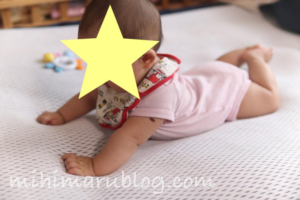 生後6ヶ月の成長記録【どんな様子?離乳食は?上の子との関わりは?】