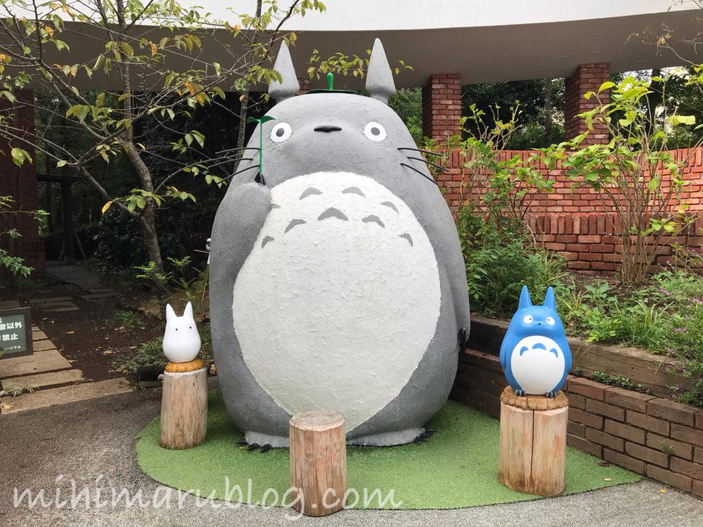 トトロとネコバスに会えた!伊豆高原テディベアミュージアム口コミ